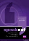 Speakout Upper Intermediate Students' Book eText Access Card with DVD - Book