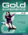 Gold Experience A2 Students' Book with DVD-ROM Pack - Book