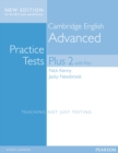 Cambridge Advanced Volume 2 Practice Tests Plus New Edition Students' Book with Key - Book