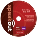 Speakout Elementary 2nd Edition DVD-ROM for Pack - Book