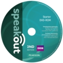 Speakout Starter 2nd Edition DVD-ROM for Pack - Book