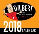 DILBERT 2018 DAYTODAY CALENDAR - Book