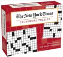 New York Times Crossword Puzzles 2019 Day-to-Day Calendar - Book