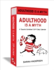 Sarah Scribbles: Adulthood is a Myth 2019 Deluxe Day-to-Day Calendar - Book