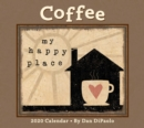 Coffee 2020 Deluxe Wall Calendar - Book