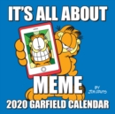Garfield 2020 Square Wall Calendar - Book