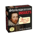 Shakespearean Insults 2020 Day-to-Day Calendar - Book