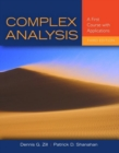 Complex Analysis - Book