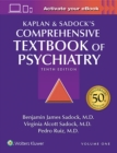 Kaplan and Sadock's Comprehensive Textbook of Psychiatry - Book