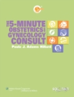 5-Minute Obstetrics and Gynecology Consult - eBook