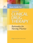Study Guide for Abrams' Clinical Drug Therapy - Book
