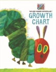 Eric Carle the Very Hungry Caterpillar Growth Chart - Book