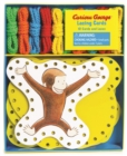 Curious George Lacing Cards - Book