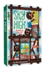 Sky High Building Puzzle - Book