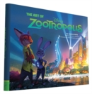 The Art of Zootropolis - Book