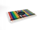 Bright Ideas Deluxe Colored Pencils Set - Book