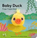 Baby Duck: Finger Puppet Book - Book
