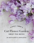 Floret Farm's Cut Flower Garden: Sweet Pea Notes : 20 Notecards & Envelopes - Book