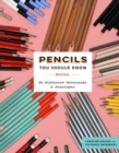 Pencils You Should Know Notes - Book