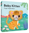 Baby Kitten: Finger Puppet Book - Book