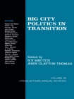 Big City Politics in Transition - eBook