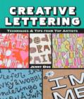 Creative Lettering : Techniques & Tips from Top Artists - Book