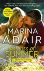 Last Kiss of Summer - Book