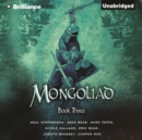 The Mongoliad: Book Three - eAudiobook