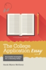The College Application Essay - Book