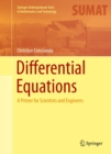 Differential Equations : A Primer for Scientists and Engineers - eBook