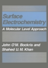 Surface Electrochemistry : A Molecular Level Approach - eBook
