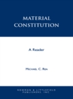 Material Constitution : A Reader - eBook
