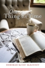 One Thing at a Time - eBook