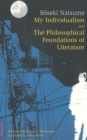 My Individualism and the Philosophical Foundations of Litera : and the Philosophical Foundations of Literature - eBook