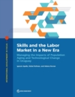 Skills and the labor market in a new era : managing the impacts of population aging and technological change in Uruguay - Book