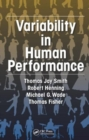 Variability in Human Performance - Book