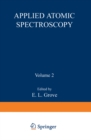 Applied Atomic Spectroscopy - eBook