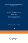 Developments in Applied Spectroscopy : Volume 7B Selected papers from the Seventh National Meeting of the Society for Applied Spectroscopy (Nineteenth Annual Mid-America Spectroscopy Symposium) Held i - eBook