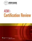 ACSM's Certification Review - eBook