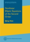Nonlinear Elliptic Equations of the Second Order - Book