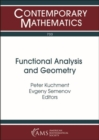Functional Analysis and Geometry : Selim Grigorievich Krein Centennial - Book