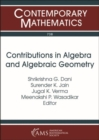 Contributions in Algebra and Algebraic Geometry - Book