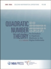 Quadratic Number Theory : An Invitation to Algebraic Methods in the Higher Arithmetic - Book