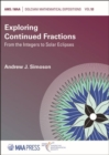 Exploring Continued Fractions : From the Integers to Solar Eclipses - Book