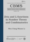 Zeta and $L$-functions in Number Theory and Combinatorics - Book