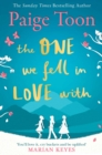 The One We Fell in Love With - Book