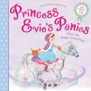 Princess Evie's Ponies: Silver the Magic Snow Pony - Book