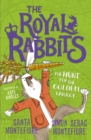 The Royal Rabbits: The Hunt for the Golden Carrot - Book