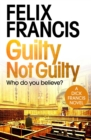 Guilty Not Guilty - Book