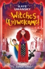 Witches (Un)Welcome - Book